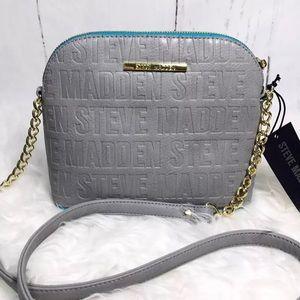 New Steve Madden  Crossbody Messenger Bag chains